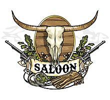 Saloon Photographic Print