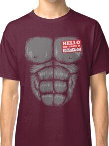 Harambe Halloween Classic T-Shirt