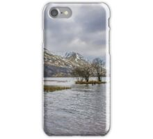 The Shoreline Brothers Water iPhone Case/Skin