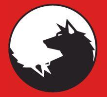 Wolf One Piece - Short Sleeve