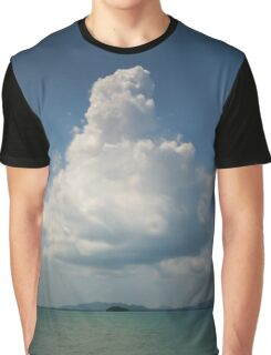 Cloud Island Graphic T-Shirt
