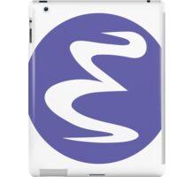 Emacs Linux iPad Case/Skin