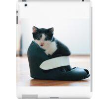 Cat falling in love 5. iPad Case/Skin