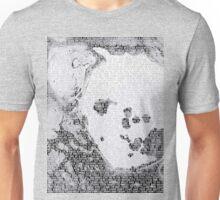 Radiohead - A Moon Shaped Pool Album Lyrics T-Shirt #2 Unisex T-Shirt