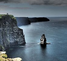 Cliffs of Moher by Sankofa