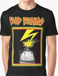 b brains logo Graphic T-Shirt