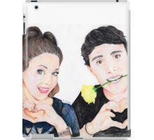 Zalfie iPad Case/Skin