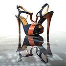high heels universe by Sankofa