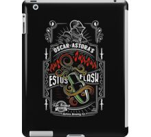 Sir Oscar of Astora's Estus Flask iPad Case/Skin