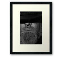 Self #3 Framed Print