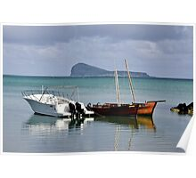 Lux - Grand Gaube #2 - The Mauritius Collection Poster
