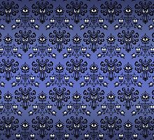 Sale for Charity Halloween Ghost, Cyclops and Owl Pattern by Latifa Salma lufa Poerawidjaja