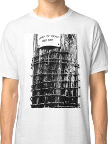 Danger of Death - High Key Classic T-Shirt