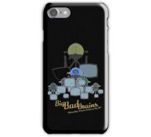 Big Bad Brains iPhone Case/Skin