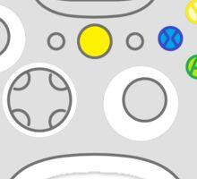 XBox - light controller Sticker