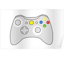 XBox - light controller Poster