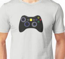 XBox - black controller Unisex T-Shirt