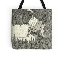 The Middle Of Nowhere Tote Bag