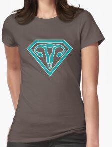 Uterus Hero Teal T-Shirt
