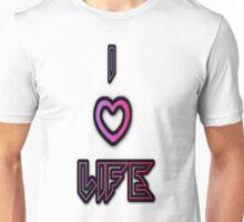 I love Life Unisex T-Shirt