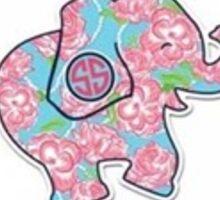 SS Elephant Sticker