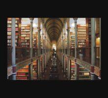 The Historical Copenhagen University Library, DENMARK by E ROS