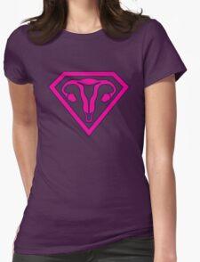 Uterus Hero Magenta T-Shirt
