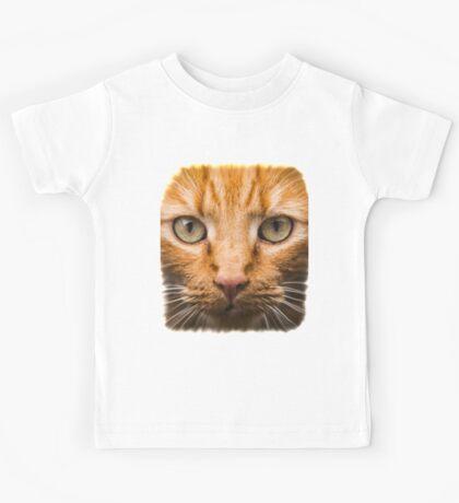 GTA 5 - cat shirt (I'm Not a Hipster) Kids Tee