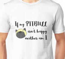 Pitbull T-Shirt Unisex T-Shirt