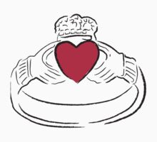 Claddagh Ring - A Token of Love by DavidTheDave