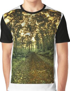 Forest track, WA Graphic T-Shirt