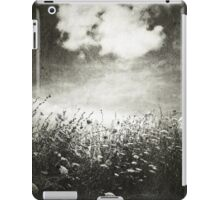 Counting Flowers Like They Were Stars iPad Case/Skin