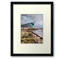 The Deep, Hull Framed Print
