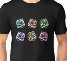 Roses Everywhere Unisex T-Shirt