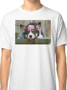 Yogi Takes a Break Classic T-Shirt