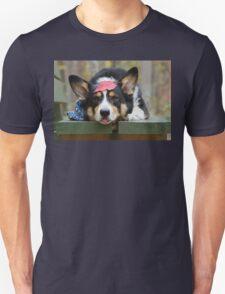 Yogi Takes a Break Unisex T-Shirt