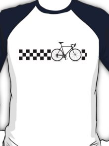 Bike Stripes Peugeot (Retro) T-Shirt