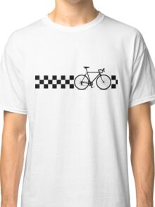 Bike Stripes Peugeot (Retro) Classic T-Shirt