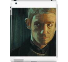 John Watson - BBC Sherlock iPad Case/Skin
