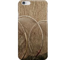 Through Hoops iPhone Case/Skin