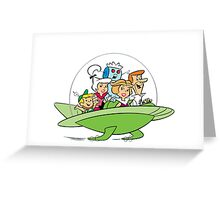 The Jetsons Greeting Card