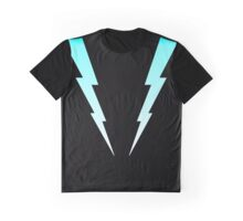 Double Lightning Graphic T-Shirt