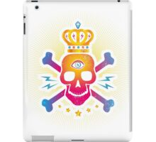 Skull with eye iPad Case/Skin