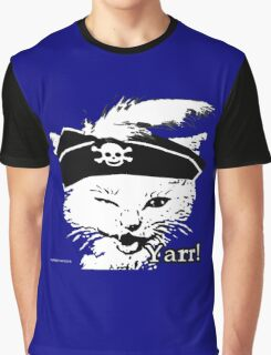 Pussy Pirate Graphic T-Shirt