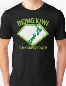 Being KIWI is my Superpower Unisex T-Shirt