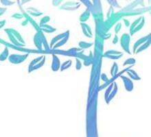 Yoga Tree of Life Sticker