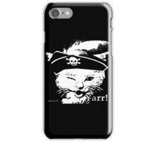 Pussy Pirate iPhone Case/Skin