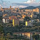 Anagni Italy by Warren. A. Williams