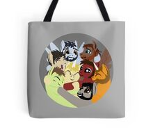 Hockey Ruining Ponies Hug Tote Bag
