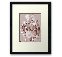 Crown Pursuit Framed Print